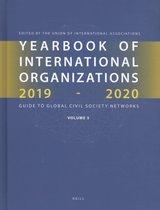 Yearbook of International Organizations 2019-2020, Volume 5