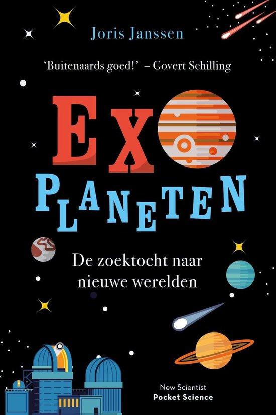 Pocket Science - Exoplaneten - Joris Janssen |