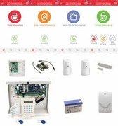Alarminstallatie Galaxy Flex3-20 SK MK7 Prox IP draadloos pakket 1