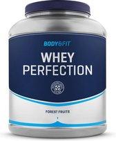 Body & Fit Whey Perfection - Whey Protein / Proteine Shake - 2270 gram - Bosvruchten