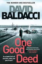 Omslag One Good Deed Aloysius Archer series