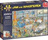 Jan van Haasteren Technische hoogstandjes - Puzzel 1000 stukjes