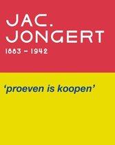 Jongert, Jac. 1883-1942. 'proeven is koopen'