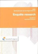 Serie marktonderzoek voor het hoger onderwijs  -   Enquete research