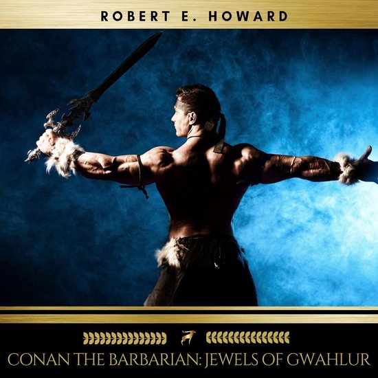 Conan the Barbarian: Jewels of Gwahlur