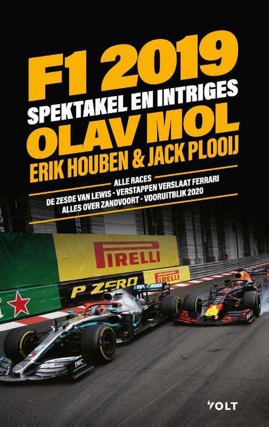 Boek cover F1 2019 van Olav Mol (Paperback)