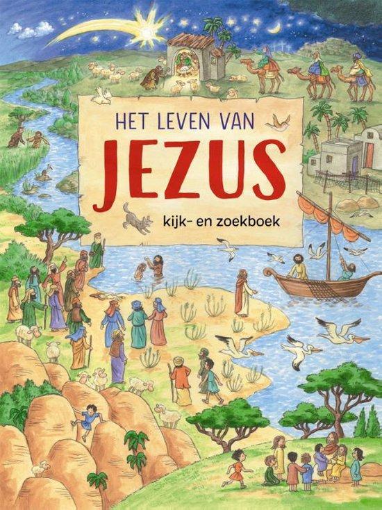 Het leven van Jezus - Reinhard Abeln |