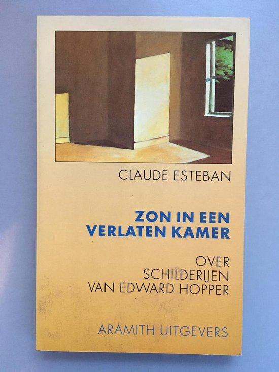 Zon in een verlaten kamer - Claude Esteban | Fthsonline.com