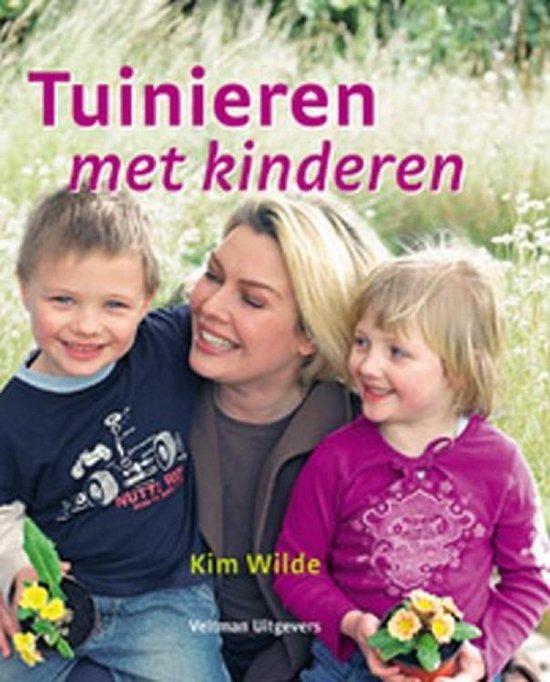 Veltman Tuinieren met kinderen. 4+ - Kim Wilde |
