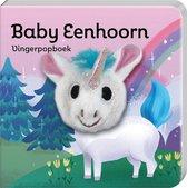 Boek - Vingerpopboek - Baby eenhoorn
