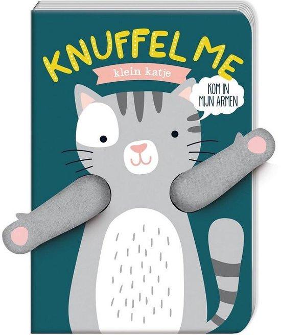 Knuffel me klein katje - Helmi Verbakel  