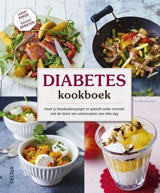 Diabetes kookboek - Matthias Riedl | Fthsonline.com