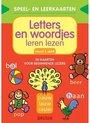 Afbeelding van het spelletje Deltas Educatief Boek Letters En Woordjes Leren Lezen