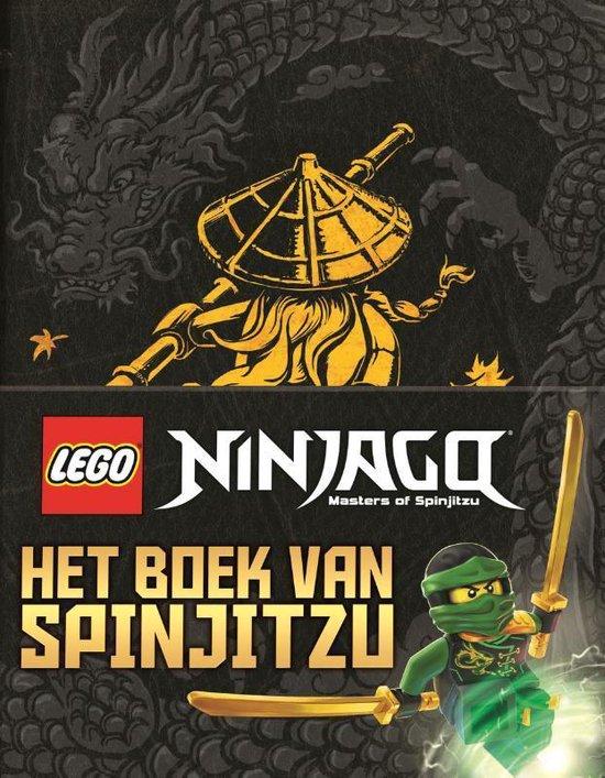 Het boek van Spinjitzu (Lego Ninjago)