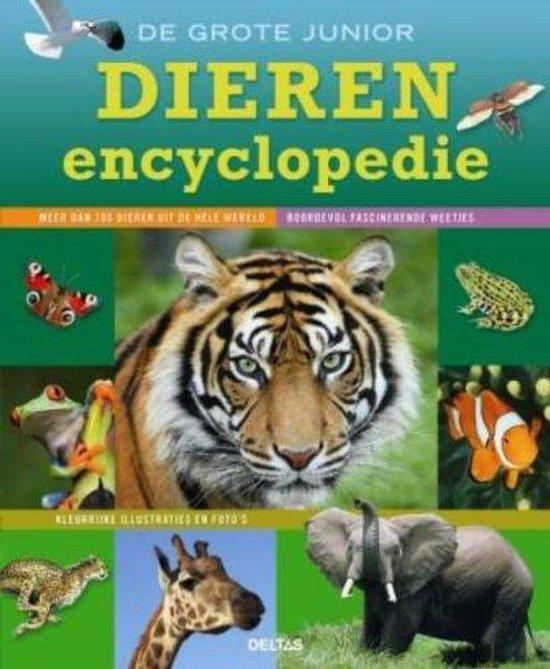 De grote junior dierenencyclopedie - Hans Peter Thiel |
