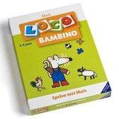 Boek cover Bambino Loco Muis en haar vriendjes van Schrijver