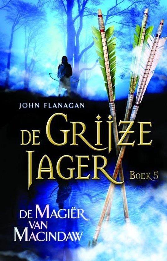 Afbeelding van De Grijze Jager 5 - De magiër van Macindaw