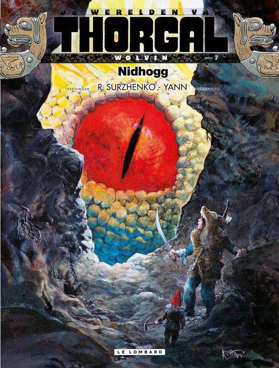 Afbeelding van het spel Stripboeken Thorgal Wolvin 7 Nidhogg