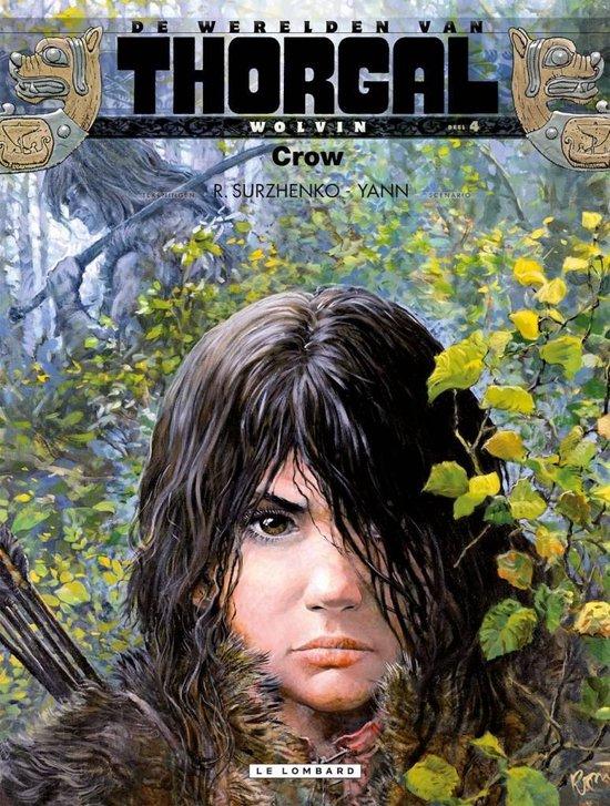 De wereld van Thorgal: Wolvin 4: Crow - Roman Surzhenko |