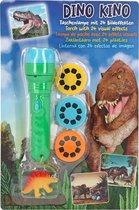 Depesche Dino World zaklamp met plaatje s