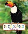 Afbeelding van het spelletje Kinderboeken Rebo Dierentuin - Voel en leer: In de jungle. 0+