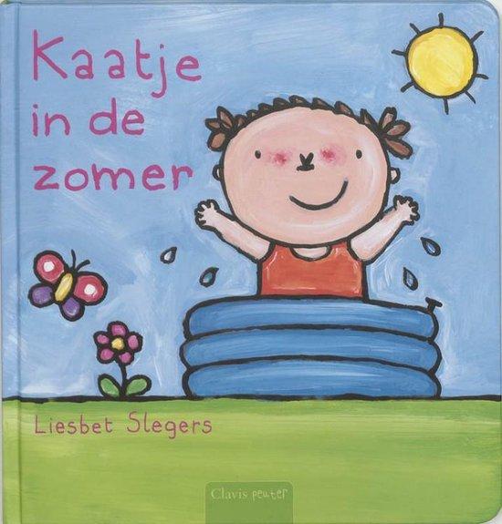 Kaatje in de zomer - Liesbet Slegers |