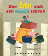 Gouden Boekjes  -   Hoe Ida zich een hoedje schrok
