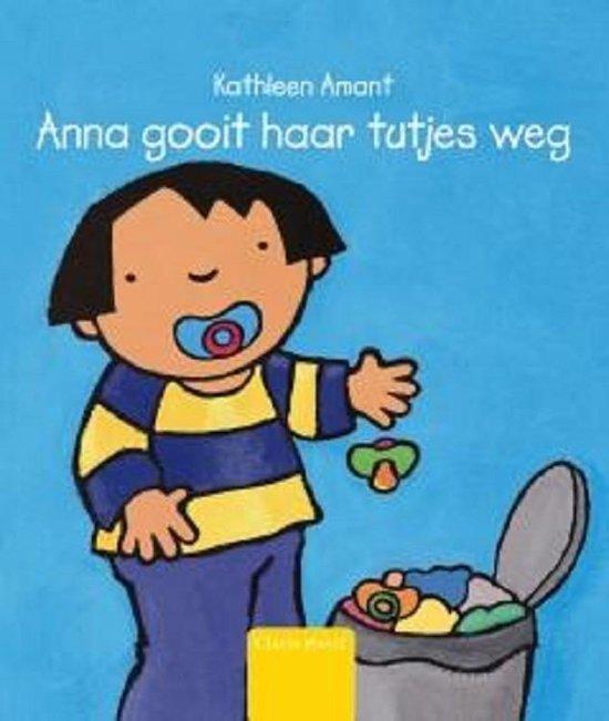 Anna  -   Anna gooit haar tutjes weg