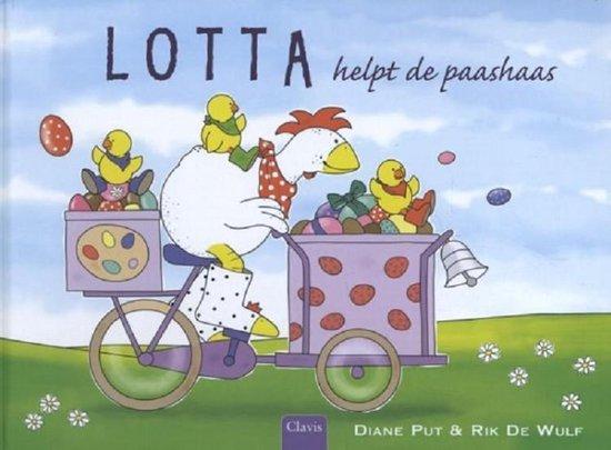 Afbeelding van Lotta - Lotta helpt de paashaas