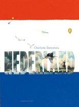 Boek cover Lemniscaat Nederland + 1.000 dingen maxi-editie. 4+ van Charlotte Dematons