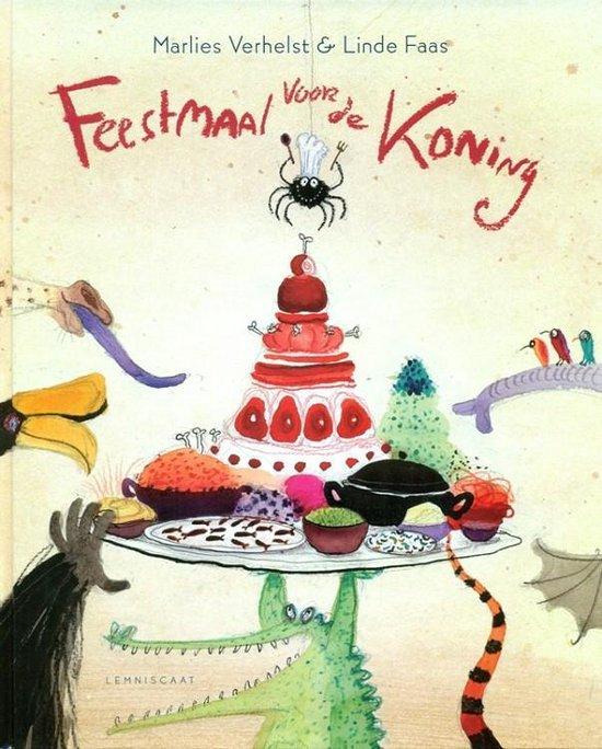 Feestmaal voor de koning - Marlies Verhelst | Readingchampions.org.uk