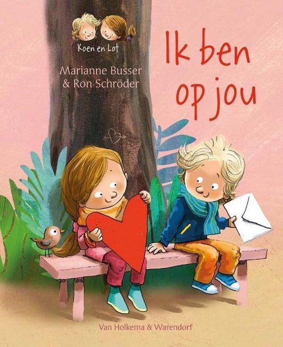 Koen en Lot - Ik ben op jou - Marianne Busser |