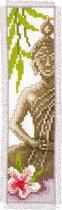 Bladwijzer kit Boeddha - Vervaco - PN-0143911
