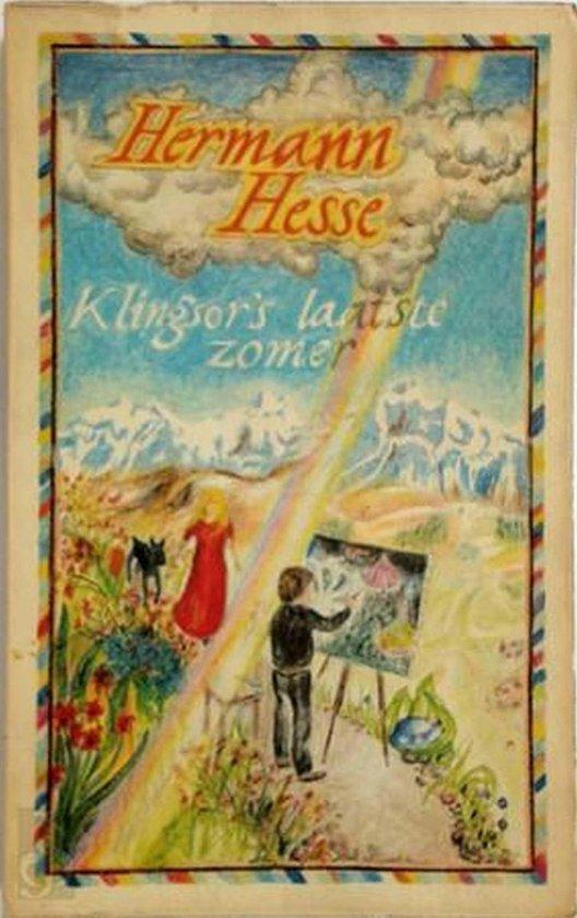 Klingsor s laatste zomer - H. Hesse |