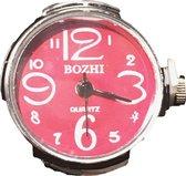 UITVERKOOP !!! Petra's Sieradenwereld - Horlogering 27 rood