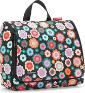 Reisenthel Toiletbag XL Ophangbare Toilettas 6L - Happy Flowers