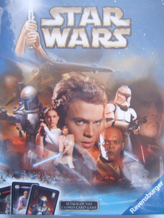 Afbeelding van het spel Star Wars Attack of the Clones Card Game