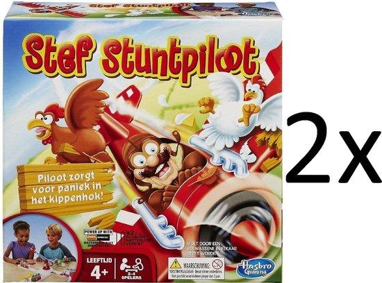 Afbeelding van het spel Stef Stuntpiloot 2-pack - Bundelpakket