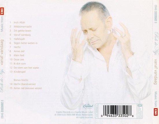 Vanaf Vandaag + Bonus Tracks