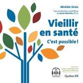 Omslag Vieillir en santé : c'est possible