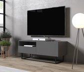 Meubella - TV-Meubel Eos 2 - Grijs - 120 cm