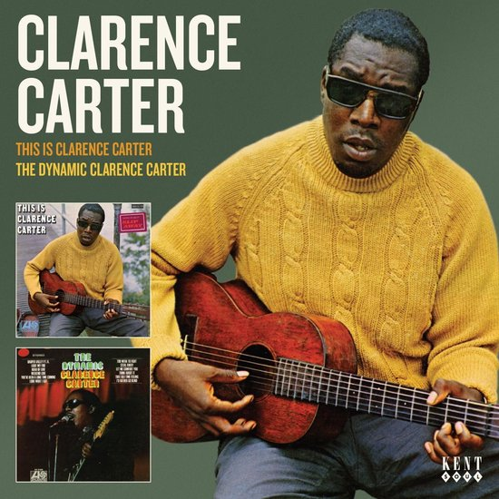 This Is Clarence Carter/Dynamic Clarence Carter