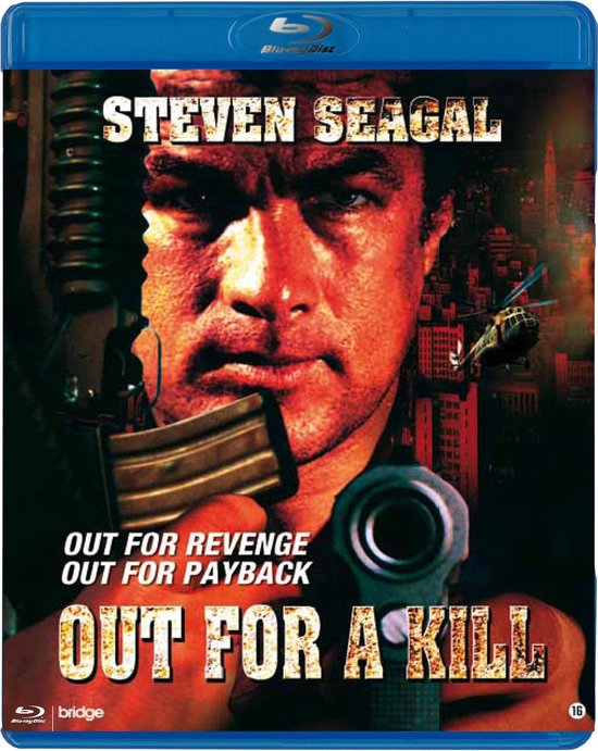 Cover van de film 'Out For A Kill'