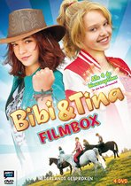 Bibi & Tina - Speelfilmbox 1 t/m 4
