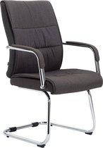 Clp Sievert - Bezoekersstoel - Stof - Donkergrijs