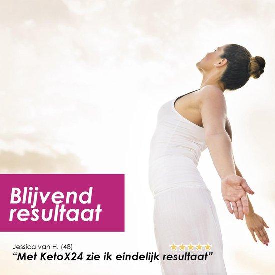 KetoX24 Afslanksupplement - 24 Dagen