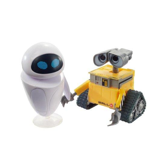 Pixar WallE & Eve - Speelfiguur