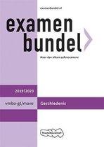 Examenbundel vmbo-gt/mavo Geschiedenis 2019/2020