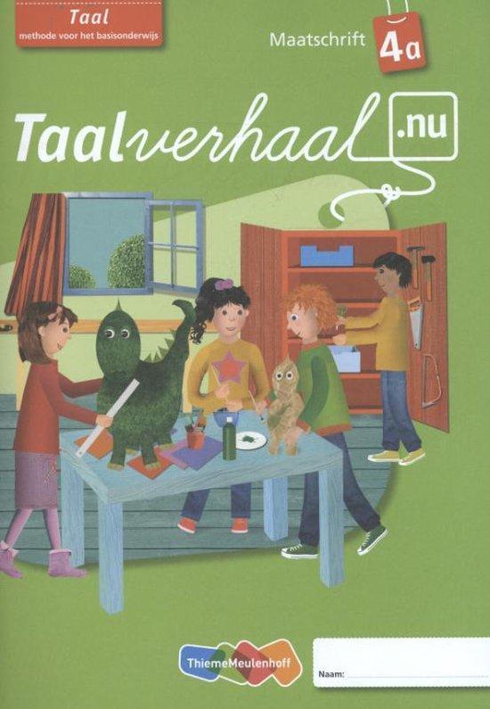 Taalverhaal.nu / Taal Maatschrift 4a - none |