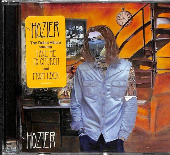CD cover van Hozier van Hozier
